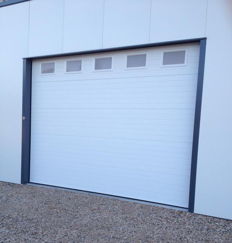 Porte de garage ext rieure marmande tonneins for Porte de garage originale